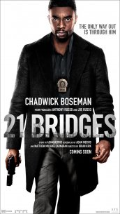21 Bridges (2019) stream deutsch