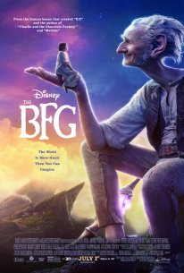 BFG - Big Friendly Giant (2016)
