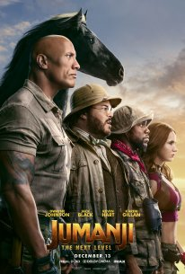 Jumanji 2: The Next Level (2019)